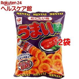 リスカ うまい輪 めんたい味(75g*12コ)