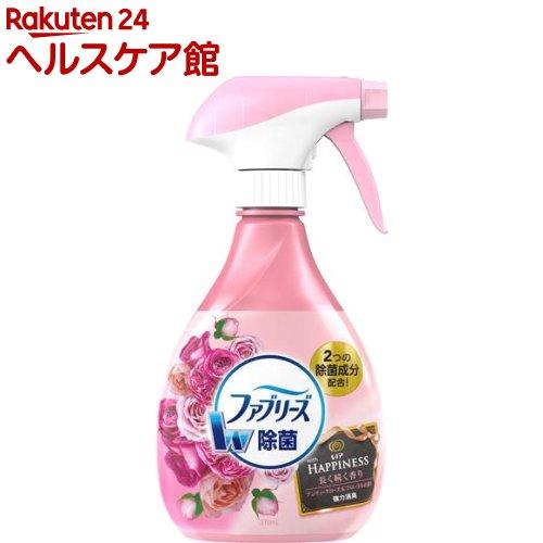 ファブリーズwithレノアハピネス アンティークローズ&フローラルの香り(370mL)【ファブリーズ(febreze)】