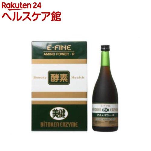 ビトケン酵素 Eファインアミノパワー・R(720mL*2本入)【美と健(ビトケン)】