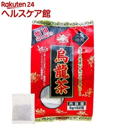 徳用 烏龍茶(5g*52包)