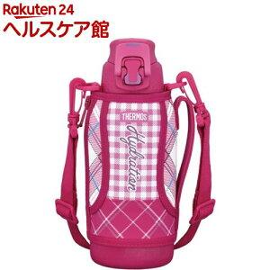 サーモス 水筒 真空断熱スポーツボトル ピンクギンガム FFZ-802F(1コ入)【サーモス(THERMOS)】