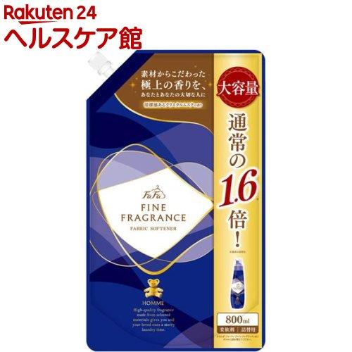 ファーファ ファインフレグランス オム 詰替用 大容量(800mL)【ファーファ】