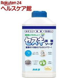カネヨ セスキ炭酸ソーダ(500g)【カネヨ】