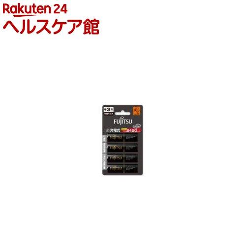富士通 ニッケル水素電池 単3形 HR-3UTHC(4B)(4本入)【送料無料】