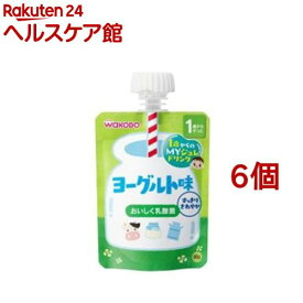 アクアライト 1歳からのMYジュレドリンク ヨーグルト味(80g*6個セット)【アクアライト】