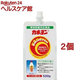 カネヨン 詰替用(500g*2コセット)【more30】