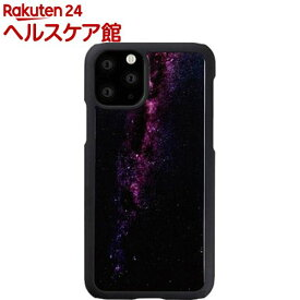 アイキンス iPhone 11 Pro 天然貝ケース Milky way I16871i58R(1個)【アイキンス(Ikins)】