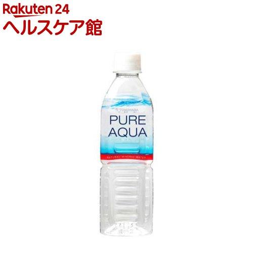 富永食品 ピュアウォーター(500mL*24本入)