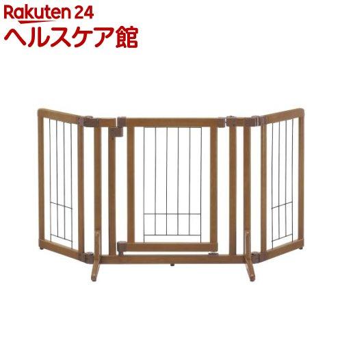 リッチェル ペット用木製おくだけドア付きゲート Sサイズ(1台)【ichino11】【送料無料】