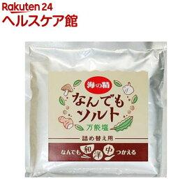海の精 なんでもソルト・詰め替え用 10512(58g)