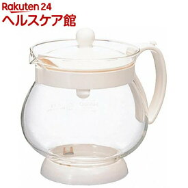 ハリオ ジャンピングリーフポット JPP-50W(1コ入)【ハリオ(HARIO)】