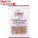 TON'S 食塩無添加クルミ(90g)【TON'S】