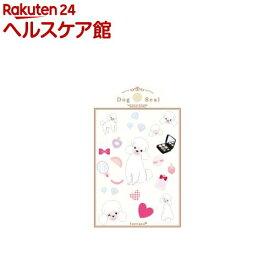 ドッグシール プードル ホワイト(1コ入)