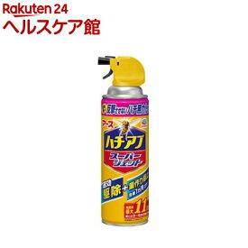 ハチの巣を作らせない ハチアブスーパージェット 蜂駆除スプレー(455ml)【spts10】【ハチアブジェット】