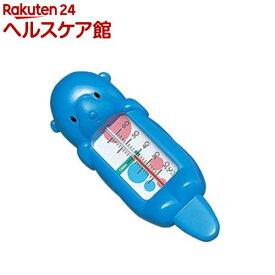 タニタ 温度計 ラッコちゃん ブルー 5417-BL(1コ入)【タニタ(TANITA)】