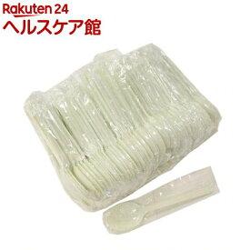 スプーン 業務用 プラスチック 16cm(100本入)