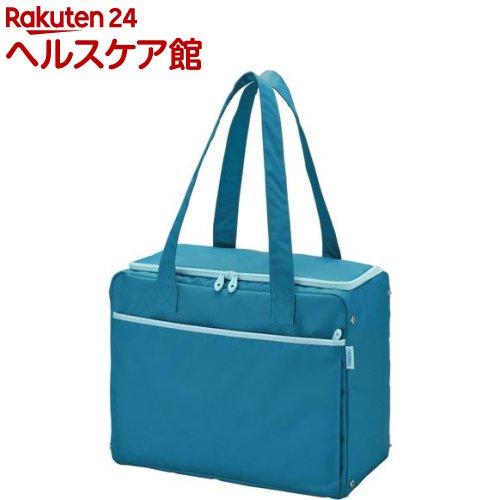 サーモス 保冷ショッピングバッグ RED-022 BL(1コ入)【サーモス(THERMOS)】