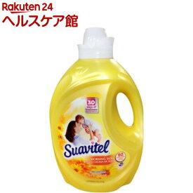USA スアビテル モーニングサン(3.99L)【スアビテル(Suavitel)】[柔軟剤]