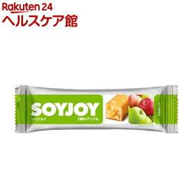 SOYJOY(ソイジョイ) 2種のアップル(30g*12本入)【spts9】【spts3】【SOYJOY(ソイジョイ)】