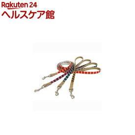 ワールド ニットボーダー リード S カーキxオレンジ(1コ入)