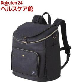ペティオ Porta ドッグリュックキャリー ブラック(1コ入)【ペティオ(Petio)】