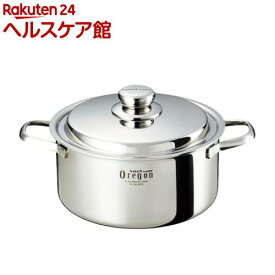ビタクラフト オレゴン 両手鍋 22cm(1コ入)【ビタクラフト】