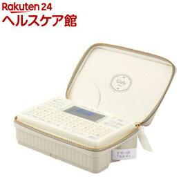 キングジム ラベルライター テプラ PRO クリーム SR-GL2(1台)【キングジム】