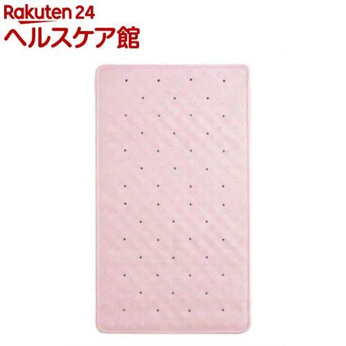 幸和 浴室内バスマット YM001P ピンク(1枚入)【TacaoF(テイコブ)】