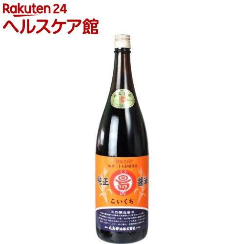 純正こいくち醤油(1.8L)