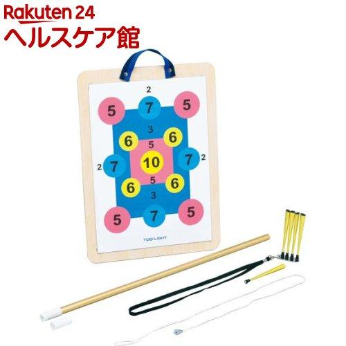 トーエイライト マグネット吹き矢 B2303(1セット)【トーエイライト】【送料無料】