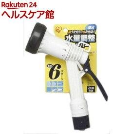 アイリスオーヤマ 水量調整アクアガン ホワイト/ブルー AGR-600TD(1コ入)【アイリスオーヤマ】