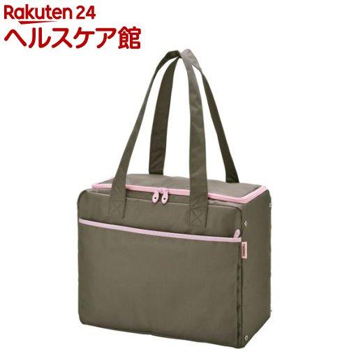 サーモス 保冷ショッピングバッグ RED-022 BW(1コ入)【サーモス(THERMOS)】