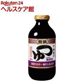 桃屋 つゆ 特級(400ml)【more30】