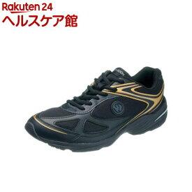 アサヒ ウィンブルドン 038 ブラック 21.0cm(1足)【ウィンブルドン(WIMBLEDON)】
