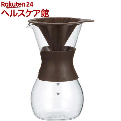 イワキ ドリップサーバー ブラウン K8694-BR(1コ入)【イワキ(iwaki)】