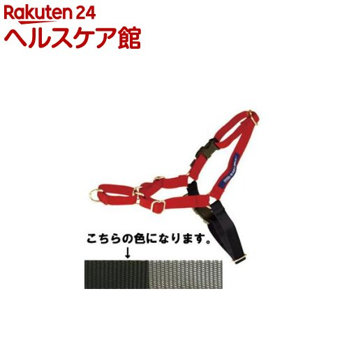 イージーウォーク ハーネス M ブラック・シルバー(1コ入)【送料無料】