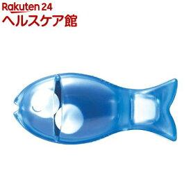 お魚包丁とぎ ブルー K252B(1コ入)【マーナ】