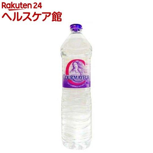 クールマイヨール(1.5L*12本入)【19_k】【クールマイヨール(COURMAYEUR)】[ミネラルウォーター 水]【送料無料】