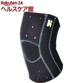 ヘルスポイント ランニング膝用サポーター ランニングニーサポート 1020HOZ BKAQ M-L(1枚入)【ヘルスポイント(HealthPoint)】