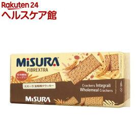 ミズーラ 全粒粉クラッカー(385g)【ミズーラ(MISURA)】