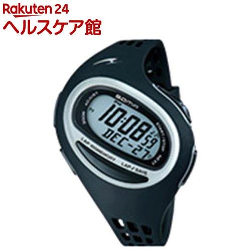 ソーマ ランニングウォッチ ランワン 100SL ミディアム ブラック(1コ入)【ソーマ(SOMA)】