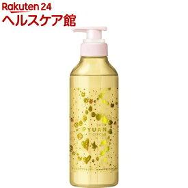 メリット ピュアン サークル ピーチ&プラムの香り シャンプー ポンプ(425ml)【メリット】