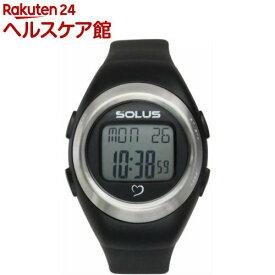 ソーラス 心拍時計(ハートレートモニター) Leisure 800 ブラック(ユニセックス) 01-800-201(1コ入)【SOLUS(ソーラス)】