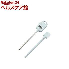 タニタ デジタル温度計 ブルー TT-583-BL(1台)【タニタ(TANITA)】