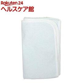 スケッチブック ベビー用防水シーツ LDJ2802298 サックス(1枚入)【スケッチブック】