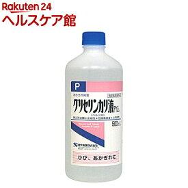 グリセリンカリ液P「ケンエー」(500ml)【ケンエー】