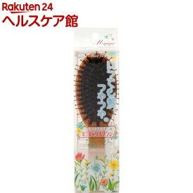 マペペ つやつや天然毛のミニミックスブラシ(1本入)【マペペ】