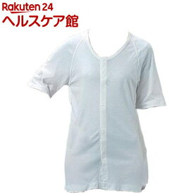 ソフラ肌着ライト 半袖 LLサイズ(1枚入)
