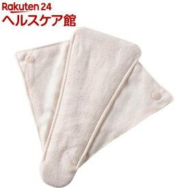 布ナプキン すらら プレーンガーゼ きなり(1個)【メイドインアース】