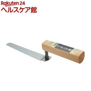 緑長 ヘラコテ コーキング用 大(1本)【緑長】